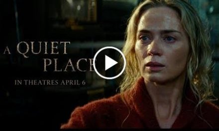 A Quiet Place (2018) – Big Game Spot – Paramount Pictures
