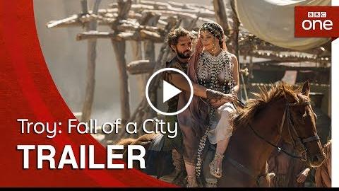 Troy: Fall of a City  Trailer – BBC One