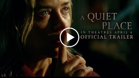A Quiet Place (2018) – Official Trailer – Paramount Pictures