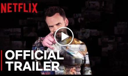 The Joel McHale Show with Joel McHale  Official Trailer [HD]  Netflix
