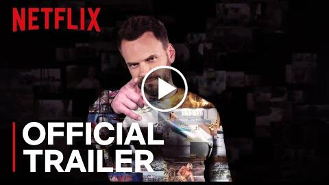 The Joel McHale Show with Joel McHale  Official Trailer [HD]  Netflix