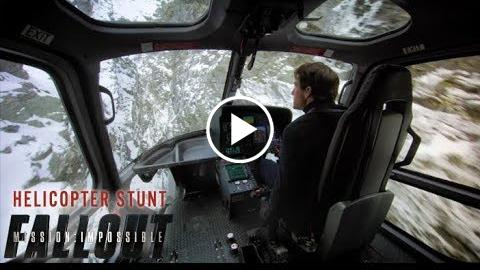 Mission: Impossible – Fallout (2018) – Helicopter Stunt Behind The Scenes – Paramount Pictures