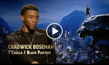 Black Panther Cast Play Finish The Sentence