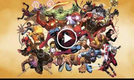 MARVEL COMICS 2018: A Fresh Start