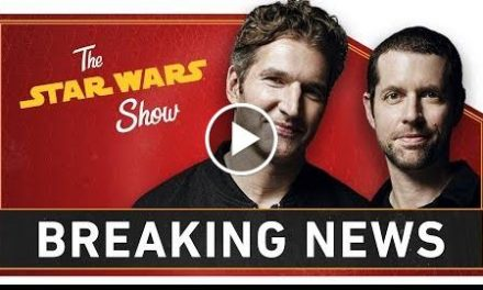 New Star Wars Films Announced!  The Star Wars Show