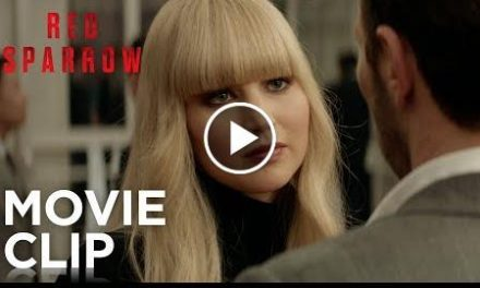 "Red Sparrow  ""Are We Going To Become Friends?"" Clip  20th Century FOX"
