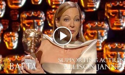 Allison Janney wins Supporting Actress – The British Academy Film Awards: 2018 – BBC One