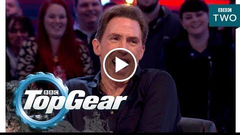 Rob Brydon tackles the Top Gear track – Top Gear – BBC Two