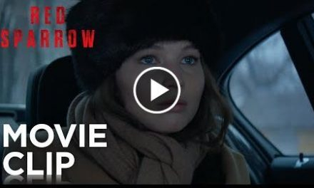 "Red Sparrow  ""Hold Something Back"" Clip  20th Century FOX"