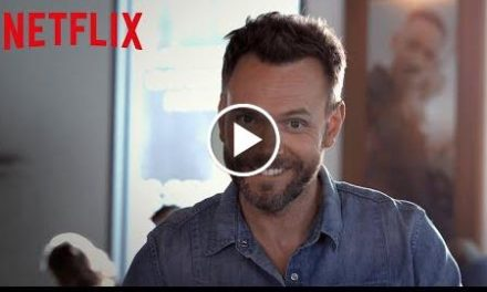 The Joel McHale Show With Joel McHale  Netflix Tour Preview  Netflix
