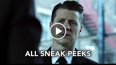 """Gotham 4×12 All Sneak Peeks """"Pieces of a Broken Mirror"""" (HD) Season 4 Episode 12 All Sneak Peeks"""
