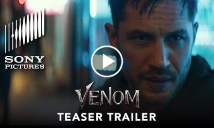 VENOM – Official Teaser Trailer (HD)