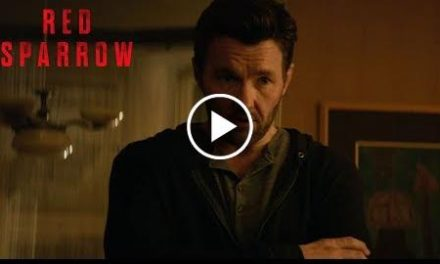 """Red Sparrow  """"They Call Them Sparrows"""" TV Commercial  20th Century FOX"""