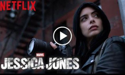 Marvel's Jessica Jones  Featurette: Empowered [HD]  Netflix