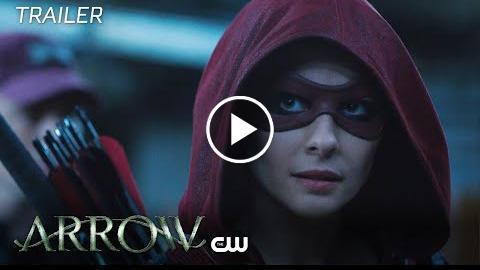 Arrow  The Thanatos Guild Trailer  The CW