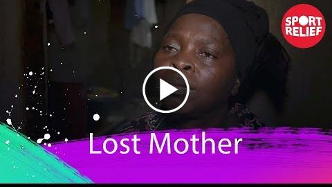 Lost Mother (appeal film) – Sport Relief 2018