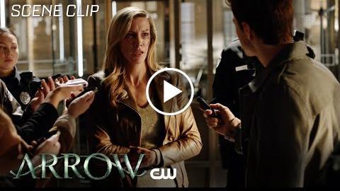 Arrow  Doppelganger Scene  The CW