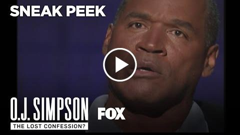 First Look: This Story Has Been Told A Million Ways  O.J. SIMPSON: THE LOST CONFESSION?