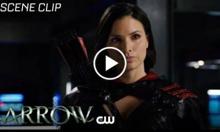 Arrow  The Thanatos Guild Scene  The CW