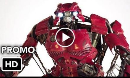 "Alex, Inc. (ABC) ""Giant Robot"" Oscars Promo HD – Zach Braff comedy series"