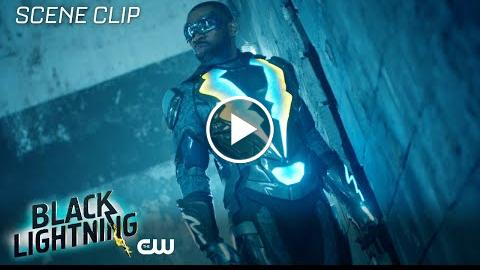 Black Lightning  Sins of The Father: The Book of Redemption Scene  The CW