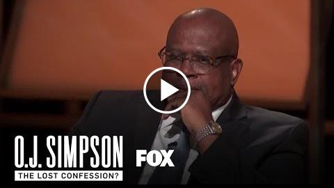 Christopher Darden Gives His First Thoughts  O.J. SIMPSON: THE LOST CONFESSION?