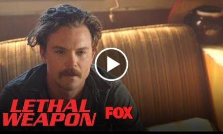 Roger Tries To Help Riggs Get His House Together  Season 2 Ep. 17  LETHAL WEAPON
