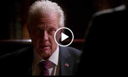 Cyrus Makes Jake an Offer  Scandal Season 7 Episode 15