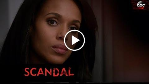 Olivia and Fitz Talk About the Past  Scandal Season 7 Episode 14