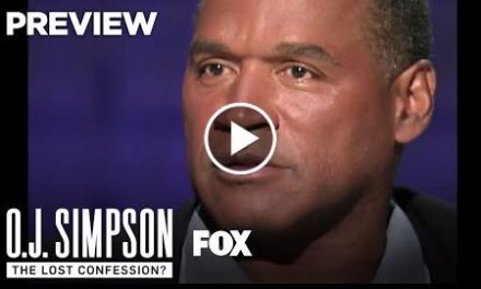 Preview: Does He Confess? You Be The Judge  O.J. SIMPSON: THE LOST CONFESSION?