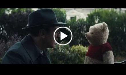 Christopher Robin  New Trailer  Official Disney UK