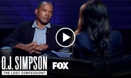 The Night In Question  O.J. SIMPSON: THE LOST CONFESSION?