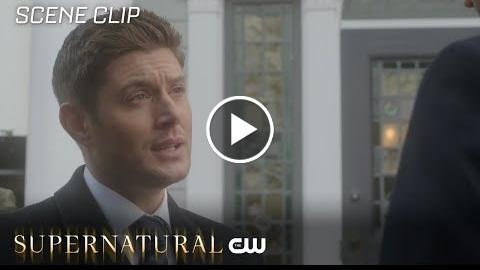 Supernatural  A Most Holy Man Scene  The CW