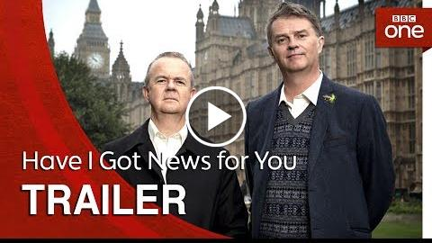 Have I Got News for You: Trailer – BBC One