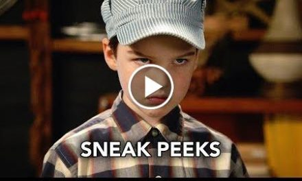 "Young Sheldon 1×15 Sneak Peeks ""Dolomite, Apple Slices, and a Mystery Woman"" (HD)"