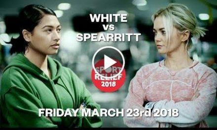 Vanessa White vs Hannah Spearritt – Sport Relief 2018 Celebrity Boxing – BBC One