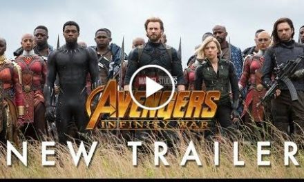 Avengers: Infinity War  NEW TRAILER – Official UK Marvel  HD