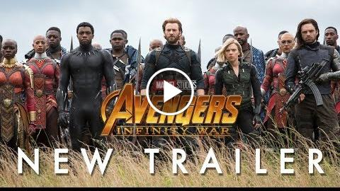Avengers: Infinity War  NEW TRAILER – Official UK Marvel  HD