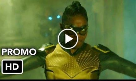 "Black Lightning 1×11 Promo ""Black Jesus: The Book of Crucifixion"" (HD) Season 1 Episode 11 Promo"