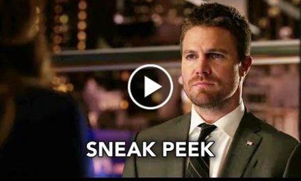 """Arrow 6×14 Sneak Peek """"Collision Course"""" (HD) Season 6 Episode 14 Sneak Peek"""
