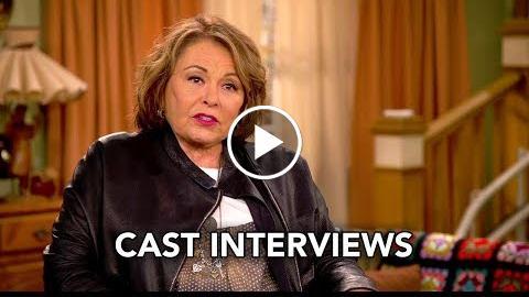Roseanne (ABC) Cast Interviews HD