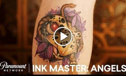 Showdown in Charlotte: Elimination Tattoo Sneak Peek  Ink Master: Angels (Season 2)