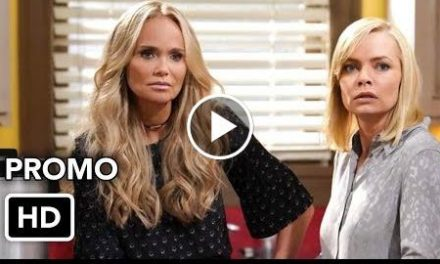 "Mom 5×14 Promo ""Charlotte Bront and a Backhoe"" (HD)"