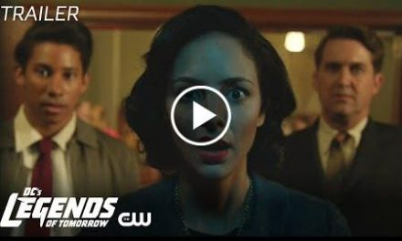 DC's Legends of Tomorrow  Amazing Grace Trailer  The CW