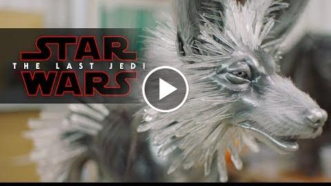 Creating Crystal Foxes – Showdown on Crait  Star Wars: The Last Jedi