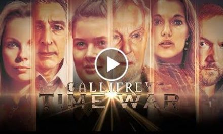 Gallifrey: Time War Trailer   Doctor Who