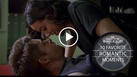 10 Romantic Moments – Marvel's Agents of S.H.I.E.L.D. 100