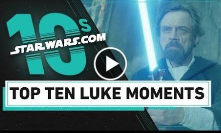 Top 10 Luke Skywalker Moments  The StarWars.com 10