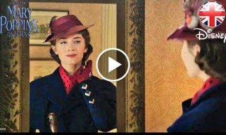 Mary Poppins Returns  New Trailer  Official Disney UK