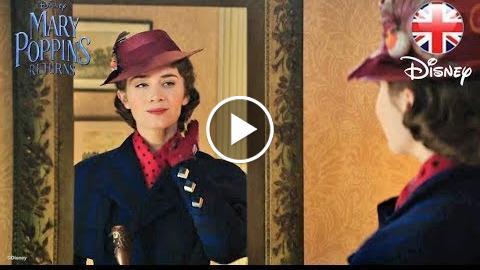 Mary Poppins Returns  New Trailer  Official Disney UK